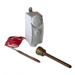 Termostat s kapilárou WPR-90GC