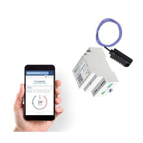 proSmart BBoil internetový termostat s drátovým snímačem teploty